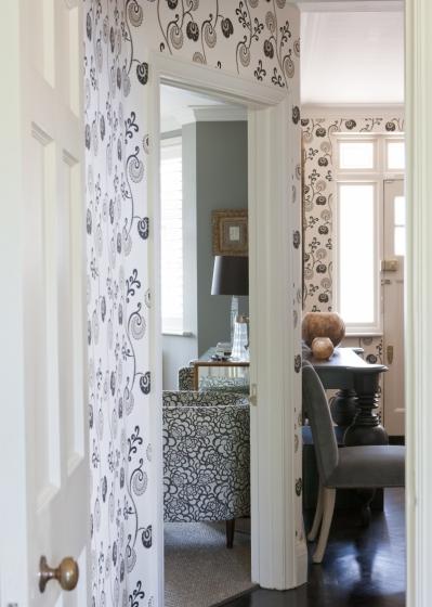 Barnes - Hallway