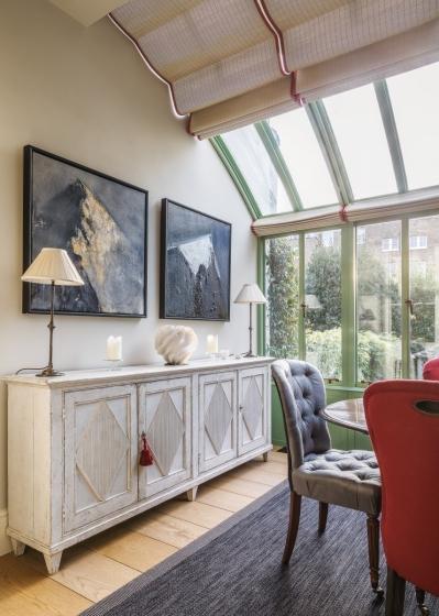 Chelsea II - Dining Room