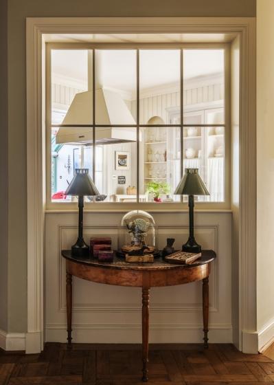 Chelsea II - Interior Window