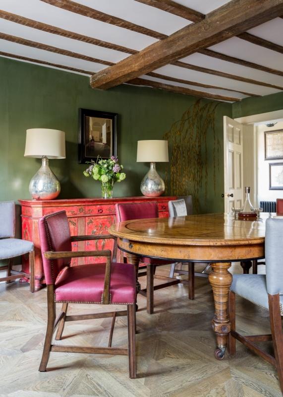 Kent - Dining Room