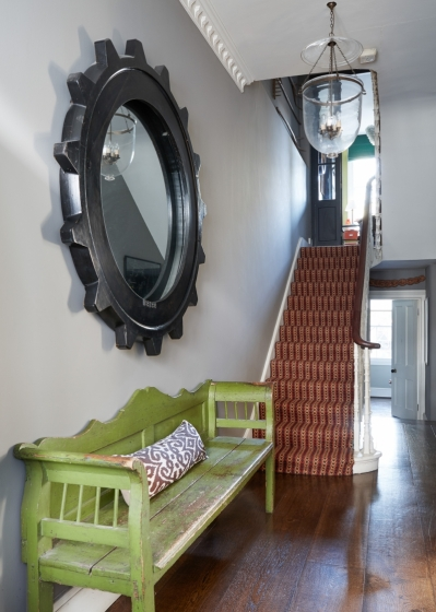 Notting Hill - Hallway