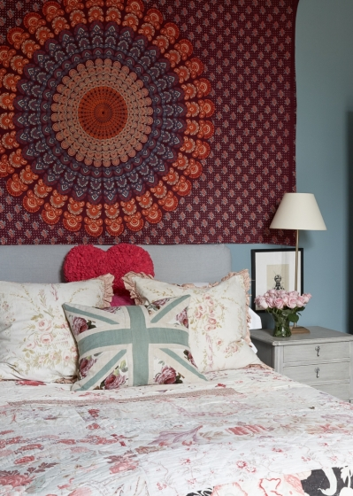 Notting Hill - Teenager's Bedroom
