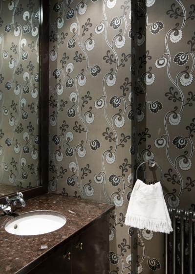 Westminster - Cloakroom