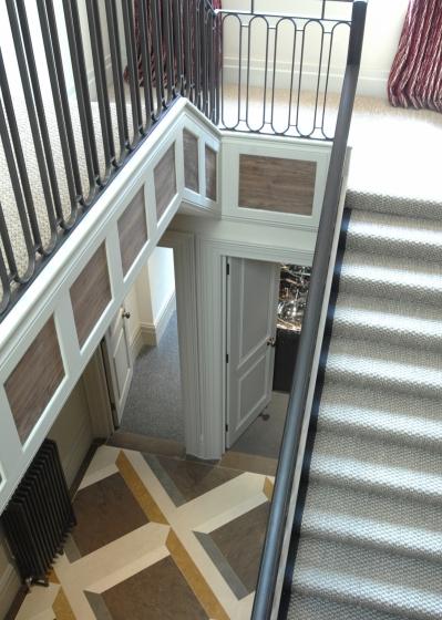 Wimbledon - Staircase