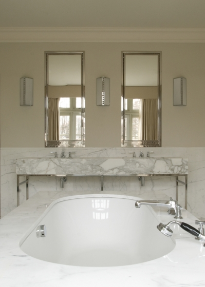 Wimbledon - Master Bathroom
