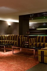 Wimbledon - Snooker Room and Lounge